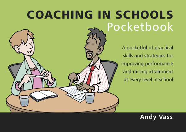 Coaching In Schools POcketbook cover image