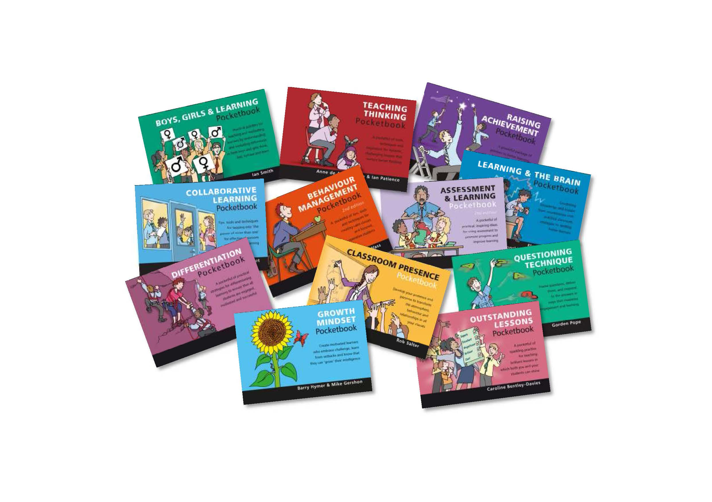 Focus on Fundamentals - bundle of 12 Teachers' Pocketbooks