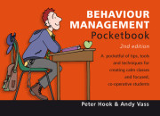 Behaviour Management Pocketbook front cover image