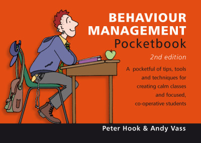 Behaviour Management Pocketbook front cover image