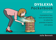 Dyslexia Pocketbook front cover image