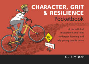 Character Grit & Resilience Pocketbook front cover