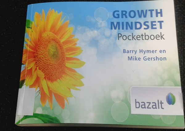 Dutch edition of Growth Mindset